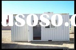 white container mobile house