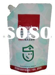 1000ml spout standing pouch for washing detergent