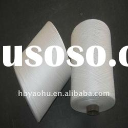 100% polyester spun yarn for knitting 30s