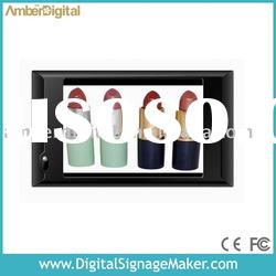 10 inch lcd advertisement display