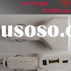 12v output car battery charger for iphone series