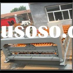 13-65-850 Automatic color steel roll forming machine