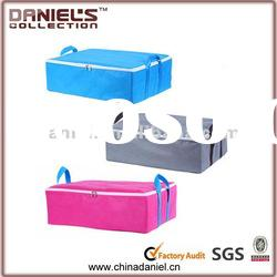 2012 Colorful design fabric covered storage boxes
