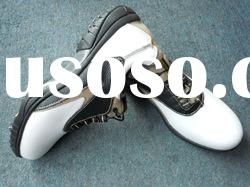 2012 New Arrival Genuine Leather Golf Men's For Sale