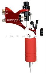 2012 Newest wholesale professional Swiss motor stigma Bizarre V2 Rotary tattoo machine in red