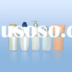 2012 Popular 200-400ml plastic shampoo bottle, factory manufacturing for hair
