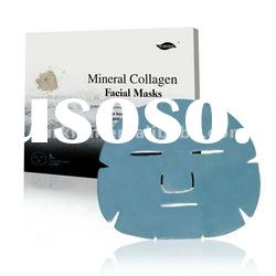 2012 ! Seaweed Oil-Control Mineral Collagen Facial Mask Skin Face Mask