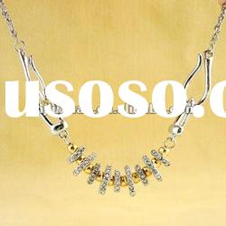 2012 fashion alloy necklaces jewelry