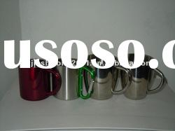 2012 practical stainless steel coffee cup BPA free FDA approved
