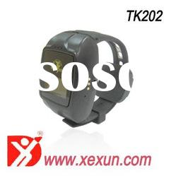 2012 top quality and low price gps watch tracker tk202
