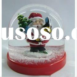 2012newest christmas decorations fashionable acrylic souvenir ball B-C-C-0141