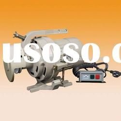 250W DOL Clutch Motor sewing machine motor 4pole (ISO/CE/CCC Approved)
