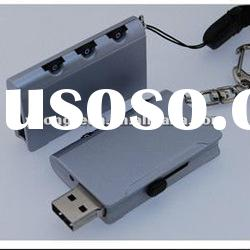 2GB Plastic Password USB Flash Drives