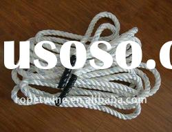 2'' pp rope with plastic handle for sport