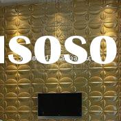 3d wall panel new construction material eco-friendly