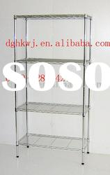 4 Tiers Multi-functional storage racks shelving