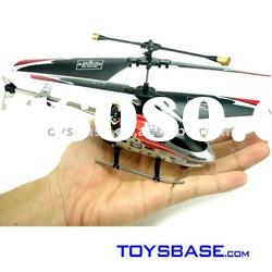 4 channel infrared control alloy gyro mini helicopter toy