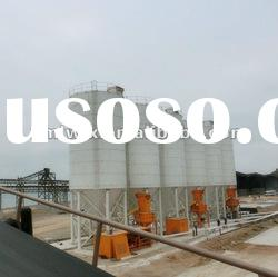 50T-1000T flexible silos for used brick making machine for sale