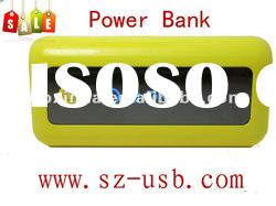5600mAh Portable Mobile Power Bank for Blackberry/ Iphone