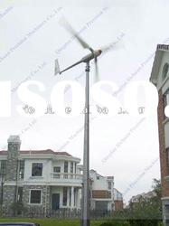 5KW permanent magnet HAWT Wind power system build wind generator wind turbine 5kw