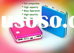 6000mah mobile power bank for mobile phone,iphone,ipad, High capacity portable power bank