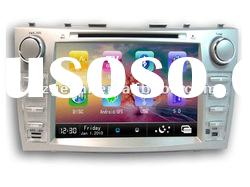 8 inch in dash car DVD for TOYOTA Camry