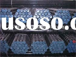 ASTM A106/A53 Galvanized seamless boiler steel tube