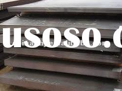 ASTM A36 hot rolled mild carbon Ship Steel Plate