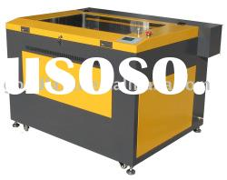 Acrylic, cloth, leather, wood, rubber, paper laser engraving/cutting machine --JD6090