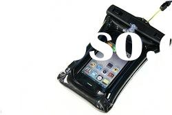 Ballonet mobile phone waterproof bags pouch case for cell phone iphone 3G 3GS 4 4G 4S