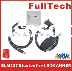 Best price for ELM 327 1.5V USB CAN-BUS Scanner ELM327 Software Free shipping