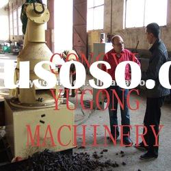 Biomass rice hull briquette making machine --the power saver