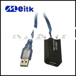 Brand New 10M USB 2.0 Active Repeater Extension Cable