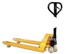 CE Certificated and Durable 2.5t Hand Pallet Truck with Optional Wheels