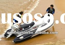 CE HH-S300 inflatable rowing boat with aluminum floor