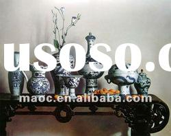 Chinese flower vase painting designs antique vases