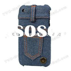 Classical Jeans Hard Case for iPhone 3GS / 3G