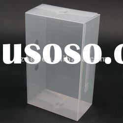 Clear plastic shoe box, boot storage box, folding shoe box