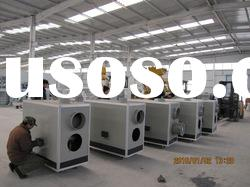 Coal Heating System for Poultry