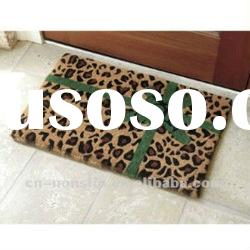 "Coir door mat - a ""GIFT"" to delight you"