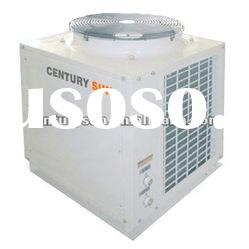 Commercial Air Heat Pump to Water Heaters