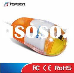 Computer accessories Liquid 3D wired optical mouse