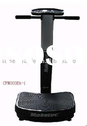 Crazy fit massage,vibration machine,oscillate with CE,ROHS Two motors