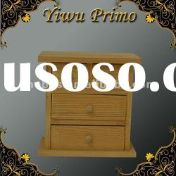 Cute Wooden Drawers Chest