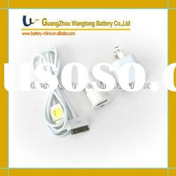 DC 5V 1A Micro usb car charger,DC5V 500mA usb wall charger and usb data cable for iPhone