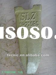 DH220RC excavator buckets spare parts for kawasaki spare parts for peugeot 405