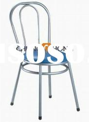 Dining Room Furniture Metal PVC Chair