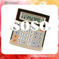 Electronic Calculator works 12 Digits Office Calculator