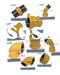 Epoxy Malleable Cast Iron Plumbing Fittings Bulgaria Market