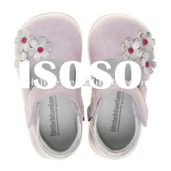 Fashion girls' toddler infant leather children shoes UI-A61007 PL